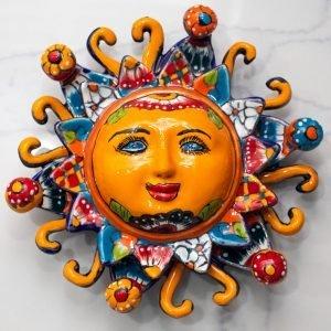 ARTESANO talavera sol decorativo esferas